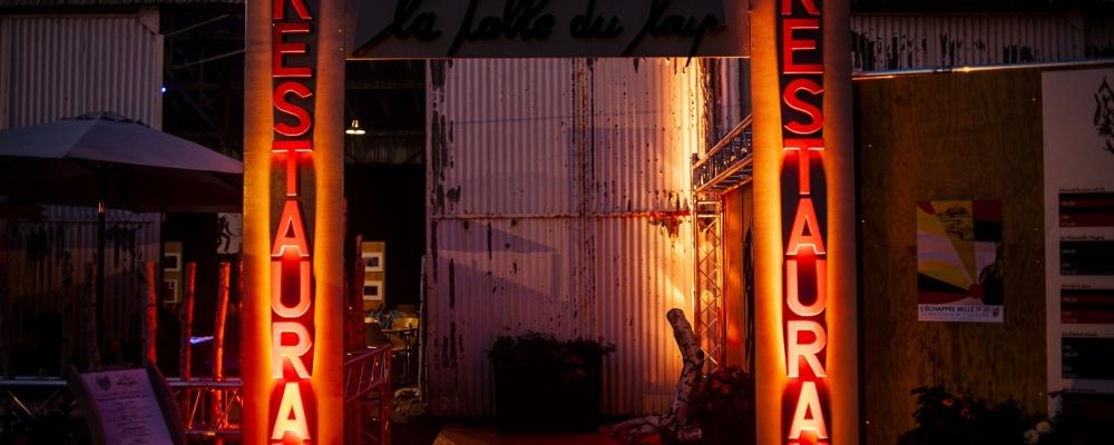 Restaurant - La Table du Loup